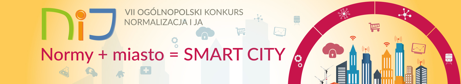 baner - konkurs smart city